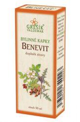 Grešík Benevit Kräutertropfen 50 ml