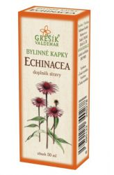 Grešík Echinacea bylinné kapky - obal 50 ml