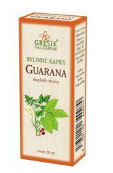 Grešík Guarana Kräutertropfen 50 ml
