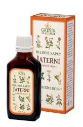 Grešík Hepatik Kräutertropfen 50 ml