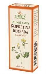Grešík Gänseblümchen Fieber Kräutertropfen 50 ml