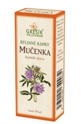 Grešík Passionsblume Kräutertropfen 50 ml