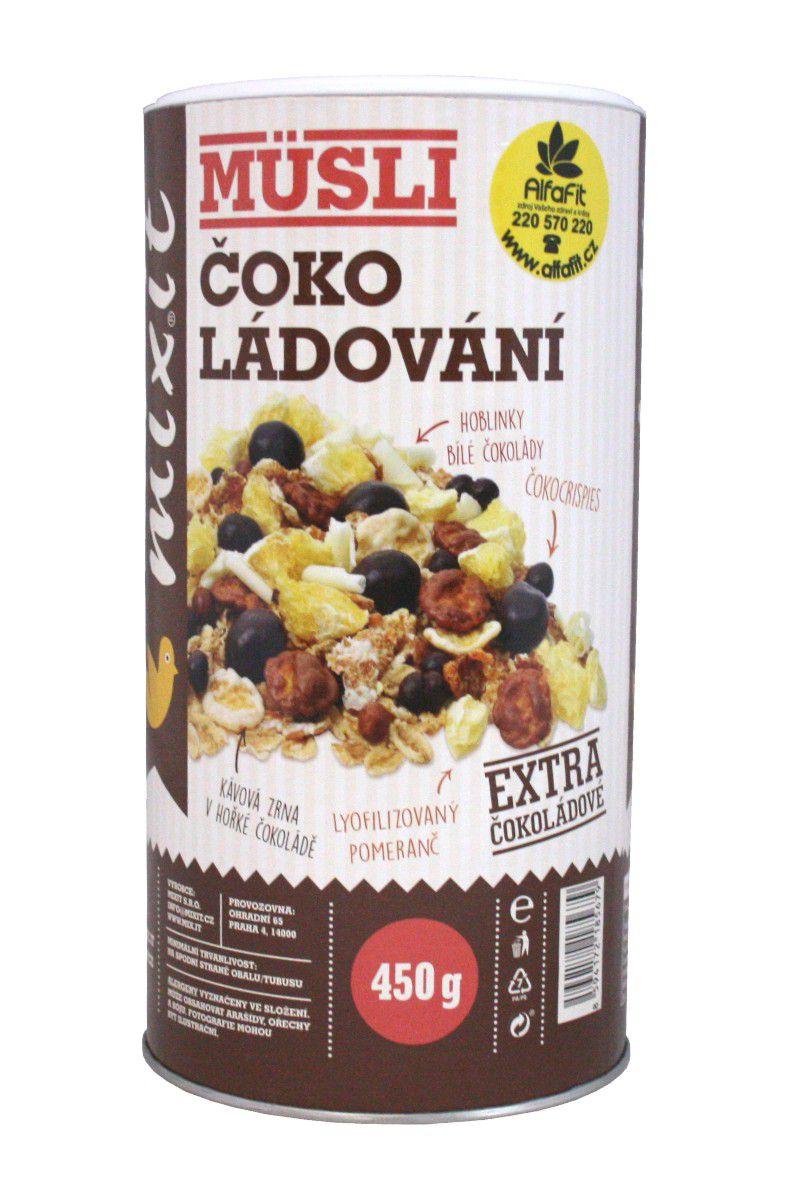 Mixit müsli Čoko-ládování 450 g