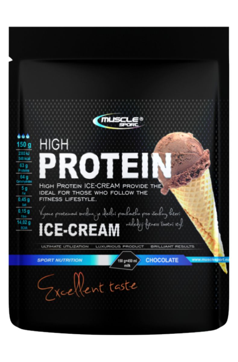 Muscle Sport Protein Ice cream