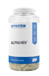 MyProtein Alpha Men 120 Tabletten