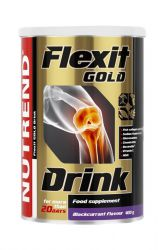 Nutrend Flexit Gold Drink 400 g - Geschmack Orange