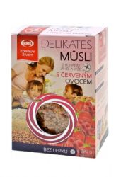 Semix Delikates Müsli Mit Roter Frucht 280 g