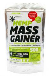 Zelená země Hanf Gainer Fitness 1000 g