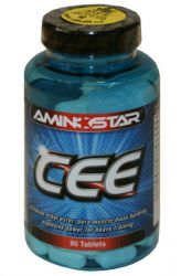 Aminostar Creatine Ethyl Ester (CEE) 90 Tabletten