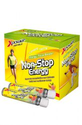 Aminostar Xpower Non-stop Energy 10 x 25 ml ─ Geschmack Grapefruit
