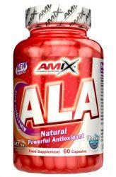 Amix ALA – Alpha-Liponsäure 60 Kapseln