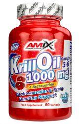 Amix Krill Oil 1000 – 60 Kapseln