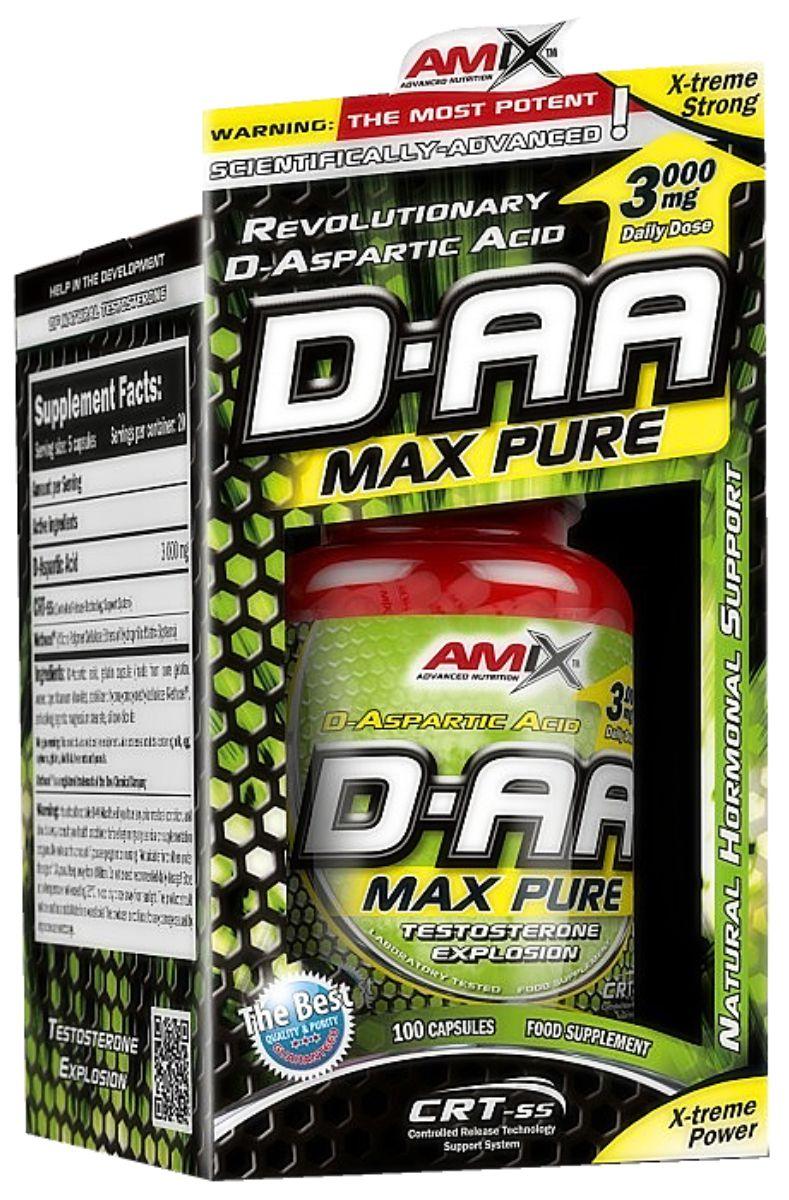 Amix D-AA 100 kapslí