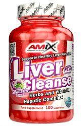 Amix Liver Cleanse 100 Kapseln