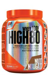 Extrifit High Whey 80 – 1000 g