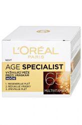 L'Oréal Paris Age Specialist 65+ Nacht Anti-Falten-Creme 50 ml