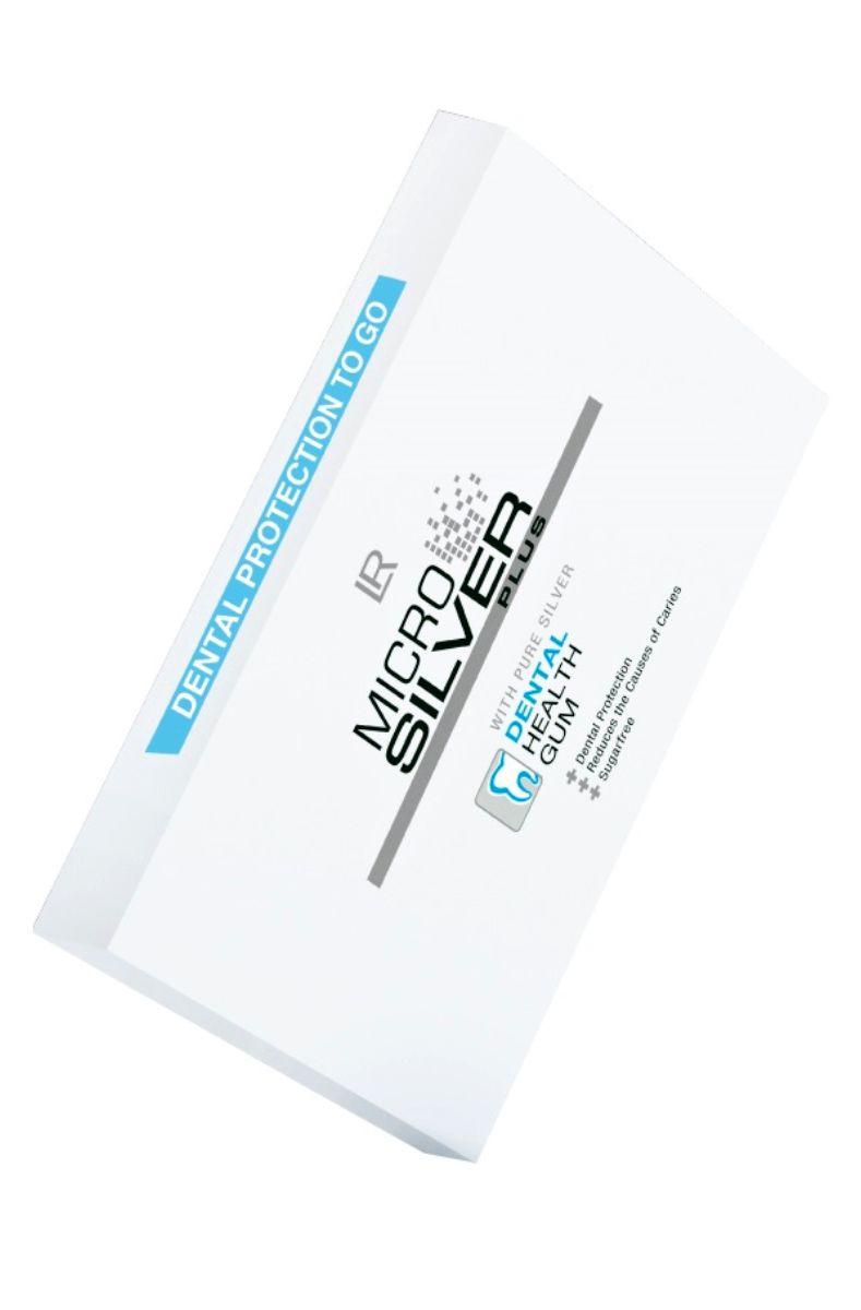 LR MicroSilver Žvýkačky pro péči o chrup