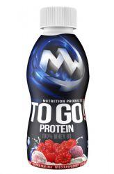 MAXXWIN Protein TO GO! - 25 g jahodový