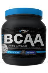 Muscle Sport BCAA Amino Caps 800 mg – 270 Kapseln
