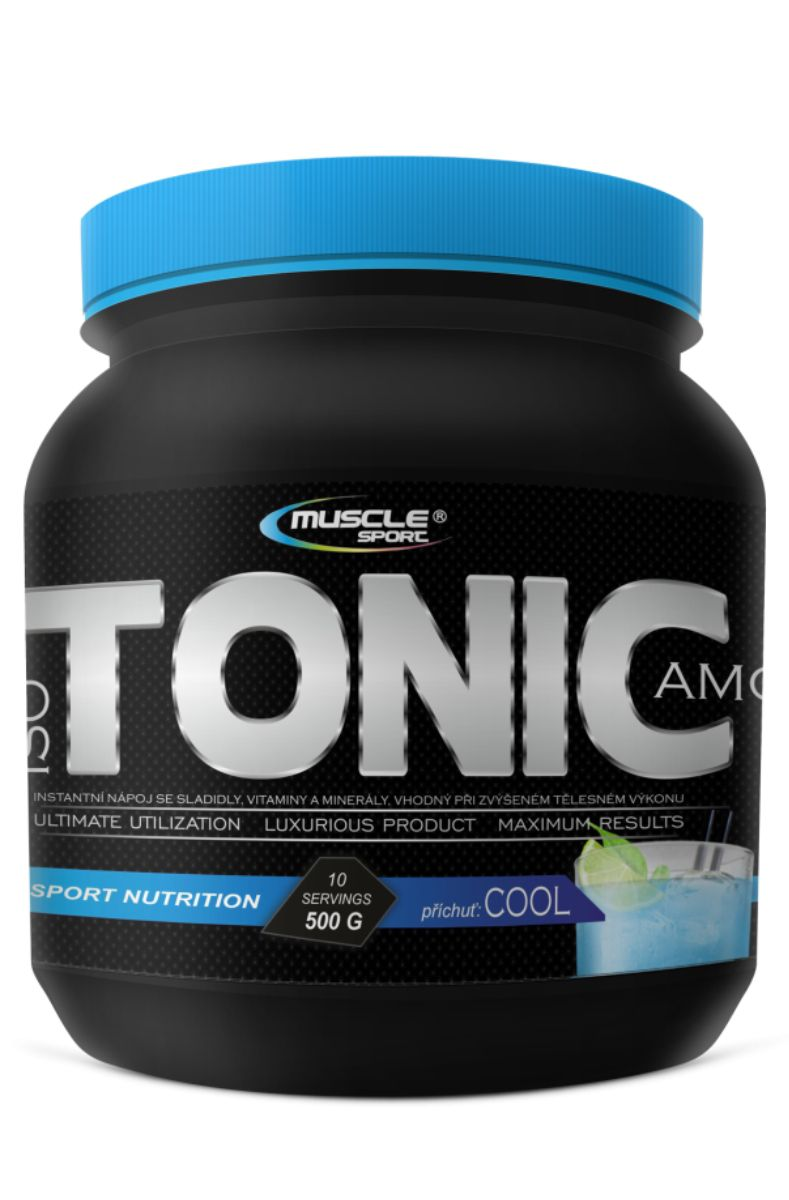 Muscle Sport Isotonic AMG Cool 500 g