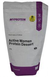 MyProtein Active Women Protein dessert 1000 g