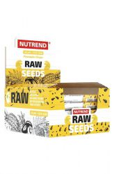 Nutrend RAW Seeds bar 20 x 50 g