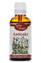 Serafin AntiZucker ─ Tinktur aus Mischung von Pflanzenknospen 50 ml