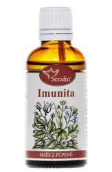 Serafin Immunität ─ Tinktur aus Mischung von Pflanzenknospen 50 ml