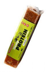Zelená země BIO Hemp Protein bar 40 g – Cannabis & Cashewnüssen