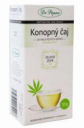 Zelená Země Hanf Tee verpackt 30 g