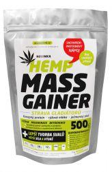 Zelená Země Hanf Mass Gainer 500 g