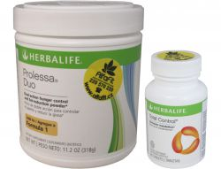 20.07.2017 - Novinka – Herbalife Total Control 90 tablet a Prolessa Duo 318 g