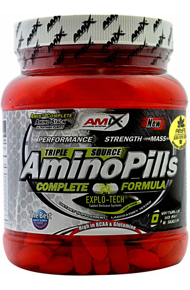 Amix Amino Pills 330 tablet