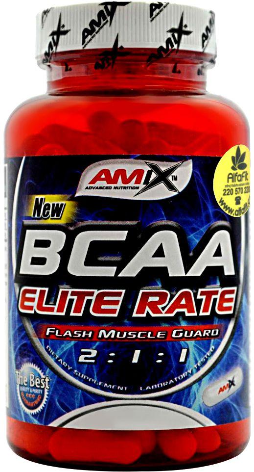 Amix BCAA Elite Rate 220 kapslí
