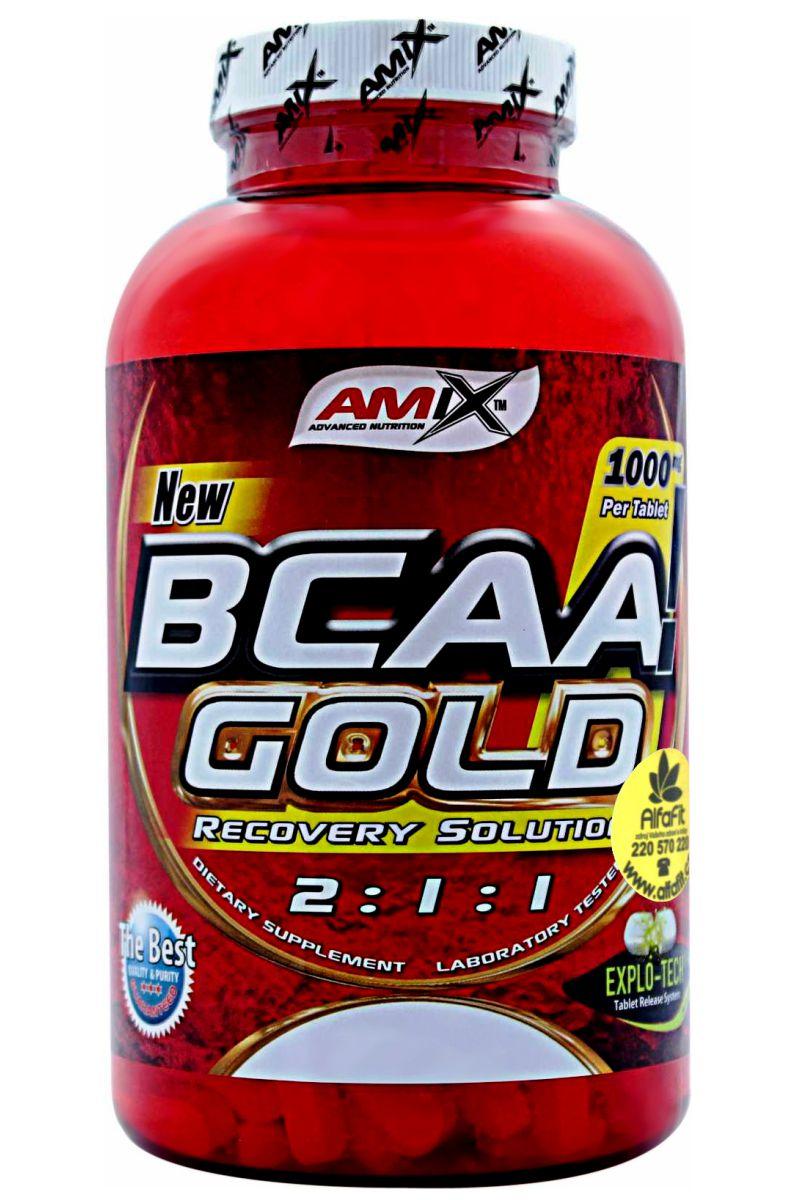 Amix BCAA Gold 150 tablet