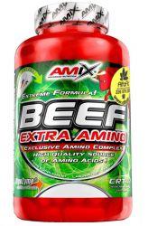 Amix Beef Extra Amino 198 Kapseln