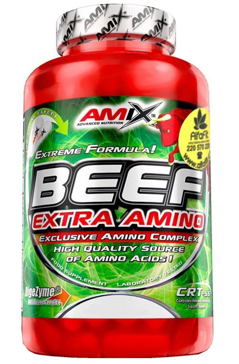 Amix Beef Extra Amino 360 kapslí