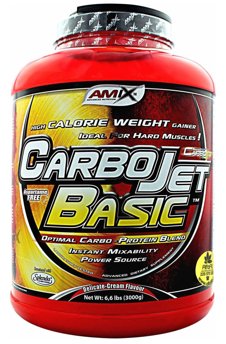 Amix Carbojet Basic 3000 g