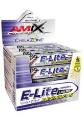 Amix E-Lite Liquid Electrolytes 20 x 25 ml – Geschmack schwarze Johannisbeere