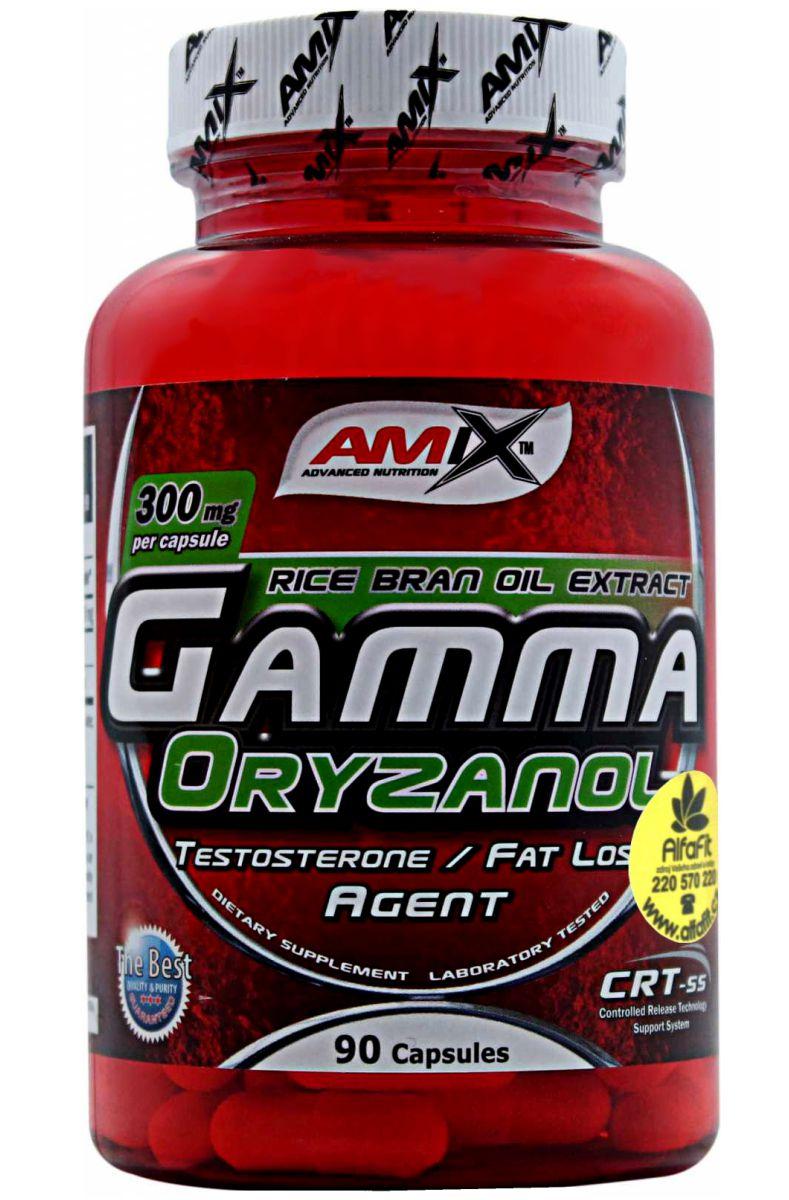 Amix Gamma Oryzanol 90 kapslí