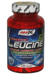 Amix Leucine PURE 500 mg 120 Kapseln