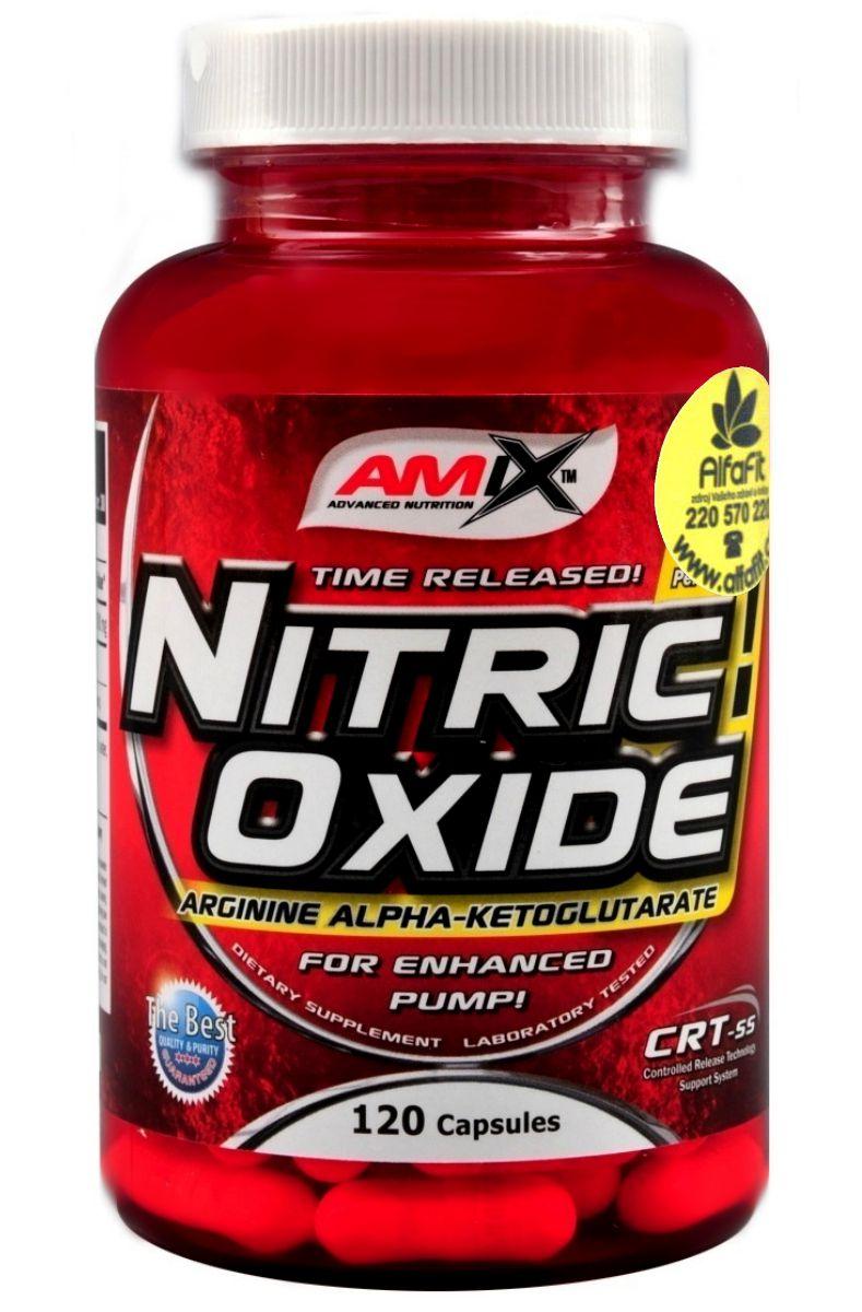 Amix Nitric Oxide 120 kapslí