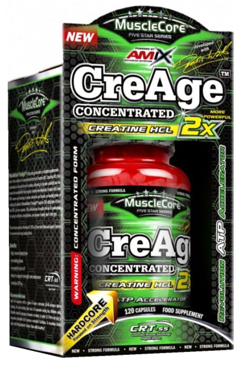 Amix CreAge 120 kapslí