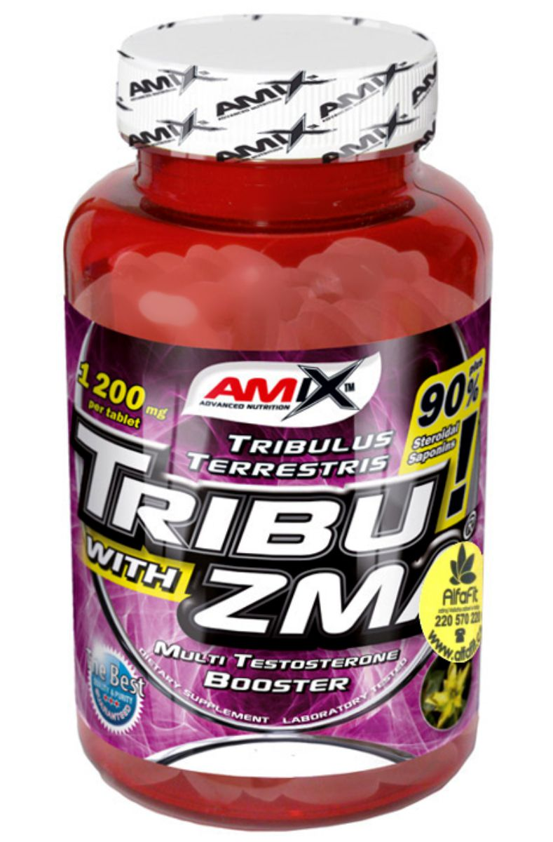 Amix Tribu 90% ZMA 1200 mg 90 tablet