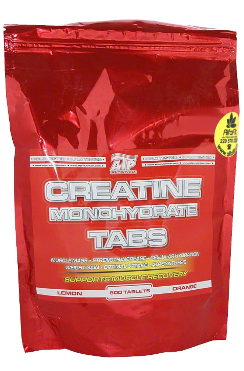 ATP Creatine Monohydrate 800 tablet
