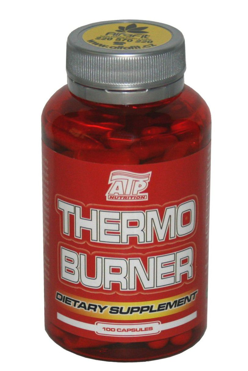 Amix Thermo Burner 100 kapslí