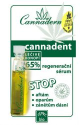 Cannaderm Cannadent ─ Serum für Mundgeschwür und Herpes 1,5 ml