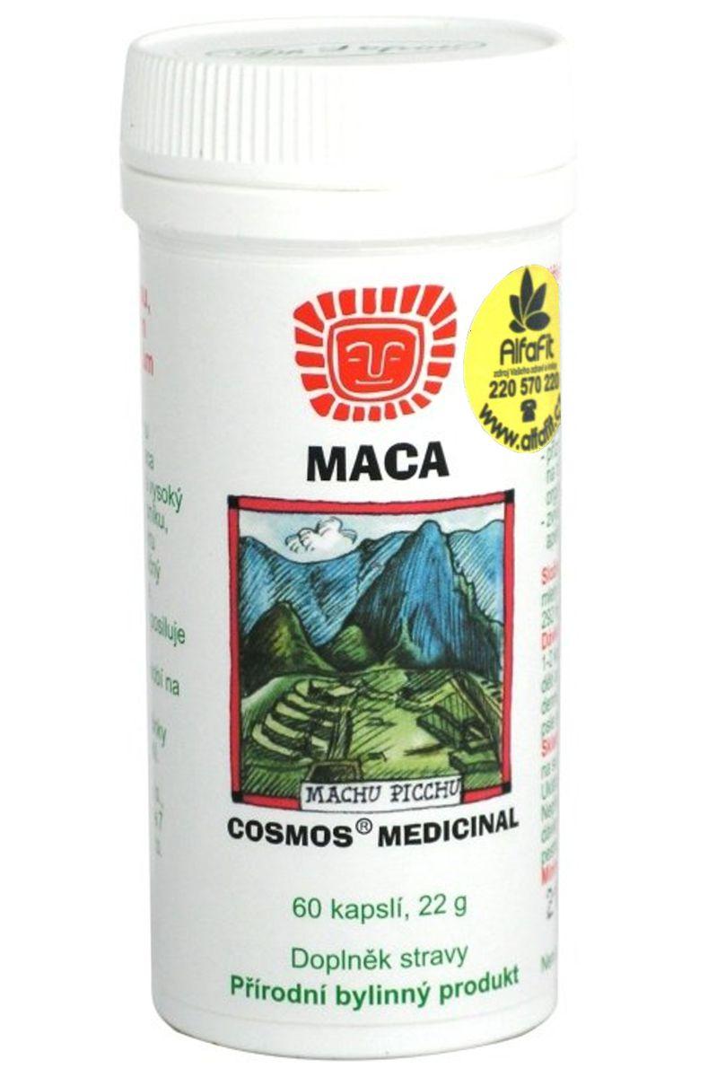 Cosmos Maca 60 kapslí