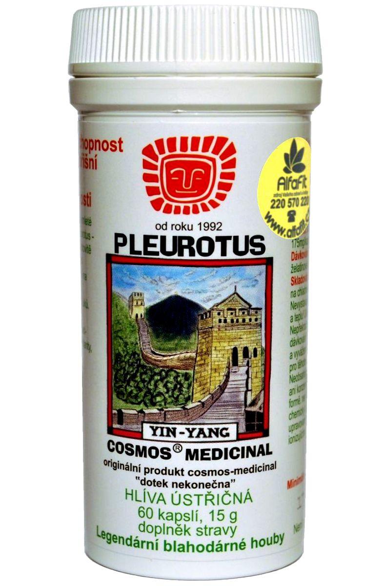 Cosmos Pleurotus 60 kapslí