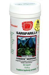 Cosmos Sarsparilla 13,6 g ─ 60 Kapseln
